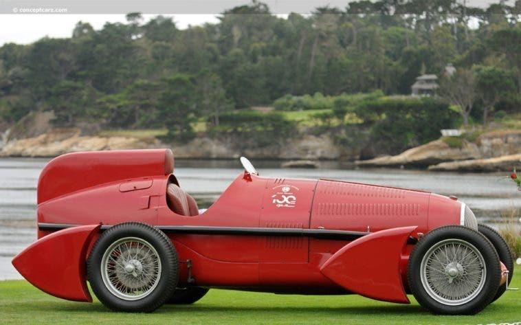 Alfa Romeo P3 Tipo B 1934