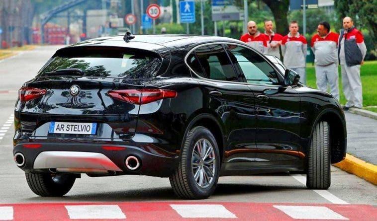Alfa Romeo Stelvio base