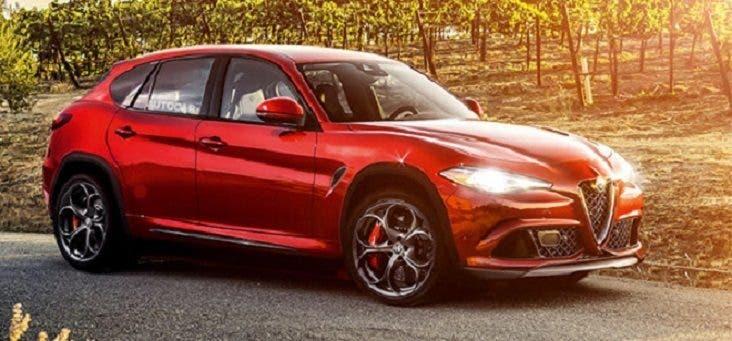 Alfa Romeo Stelvio 2016
