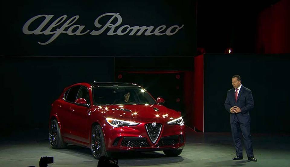 Alfa Romeo Stelvio: tutte le informazioni ufficiali trapelate al debutto