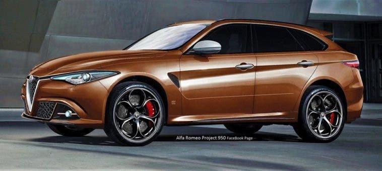 Alfa Romeo Suv Full Size