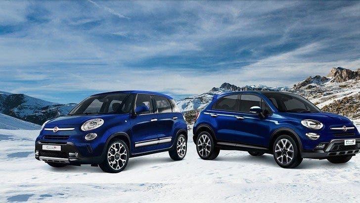 Fiat 500L e 500X Winter Edition