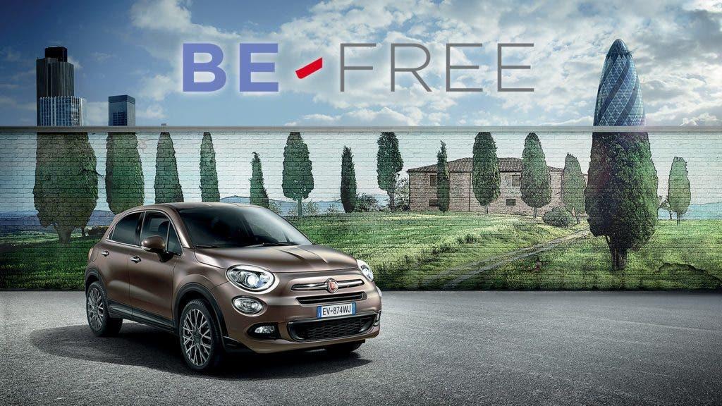 Fiat Be Free: è un successo il noleggio ai privati