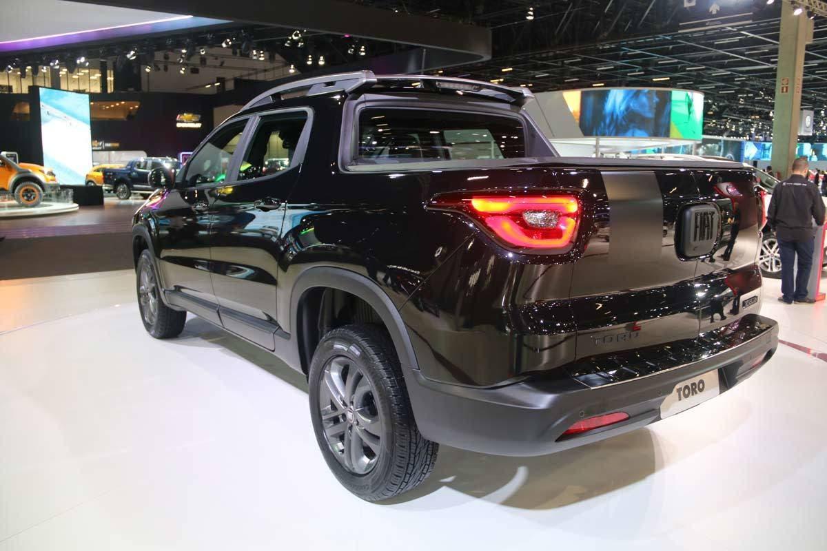 Fiat Toro Black Jack: la nuova versione in edizione limitata del celebre PIack Up sta attirando le attenzioni a San Paolo