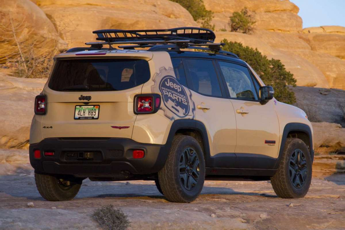 Jeep Renegade Deserthawk