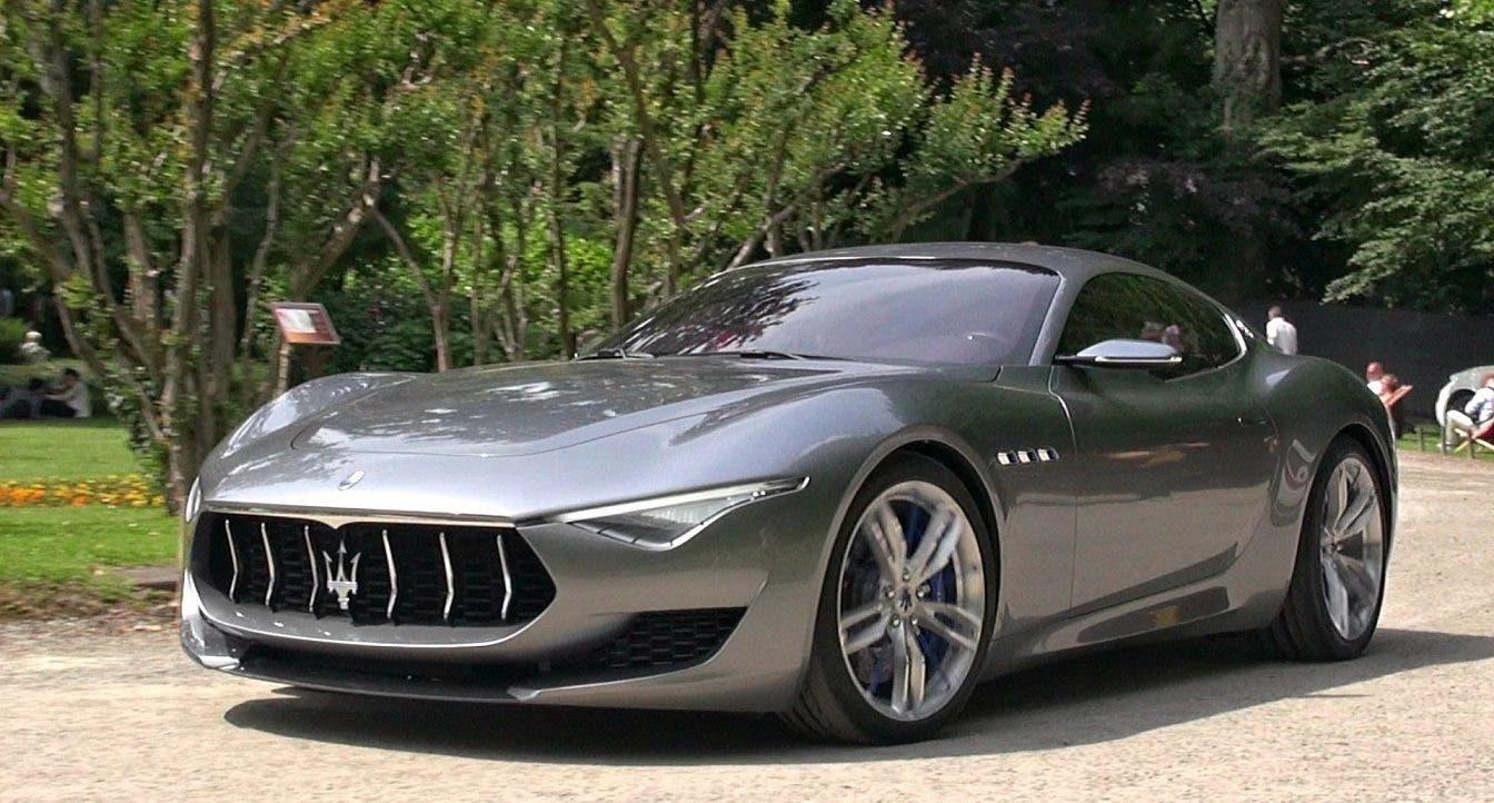 Maserati Alfieri elettrica: arriva entro la fine del 2020