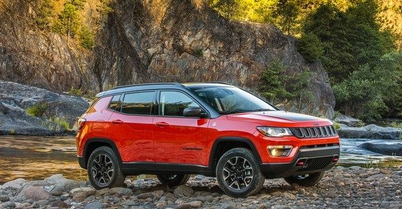 Nuovo Jeep Compass 2017