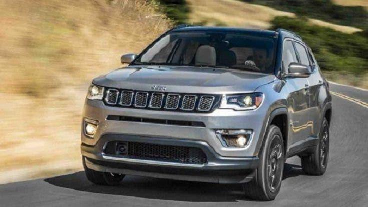 Nuovo Jeep Compass 2017