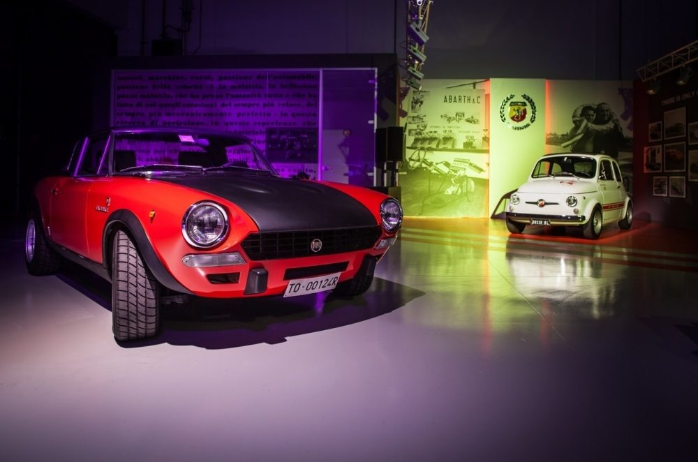 Officine Abarth Classiche
