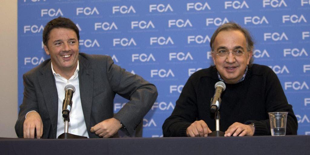 Alfa Romeo Giulia e Stelvio: per Renzi rappresentano la speranza dell'Italia