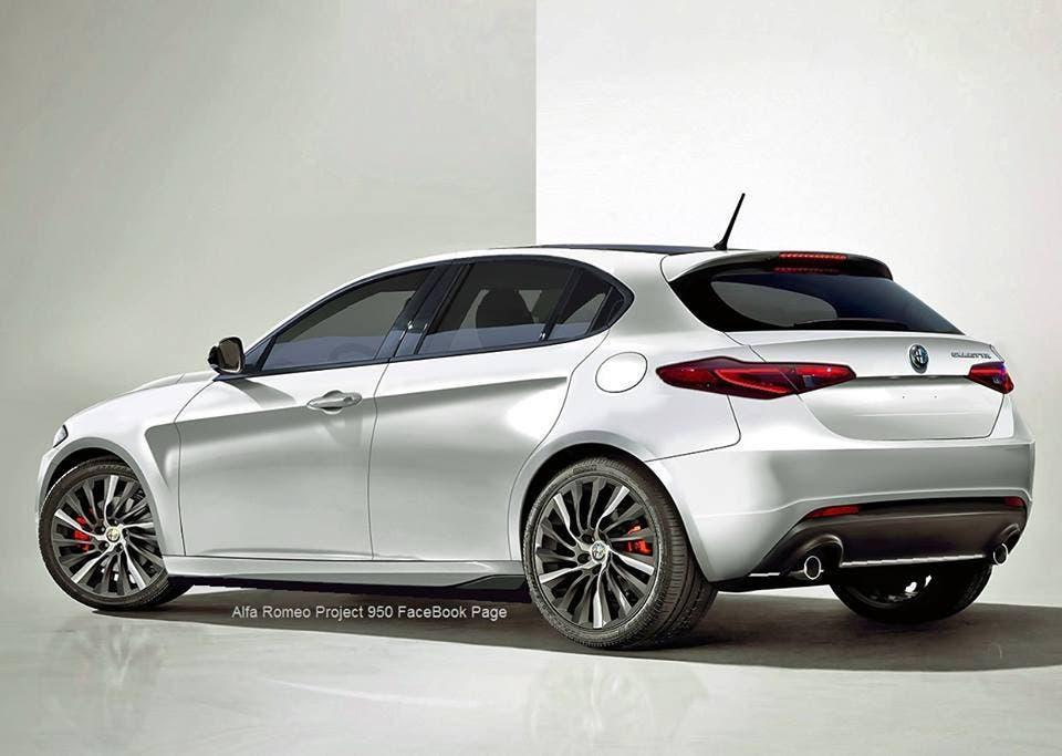 Alfa Giulietta 2019 >> Alfa Romeo Giulietta 2019: sarà questo il suo aspetto?