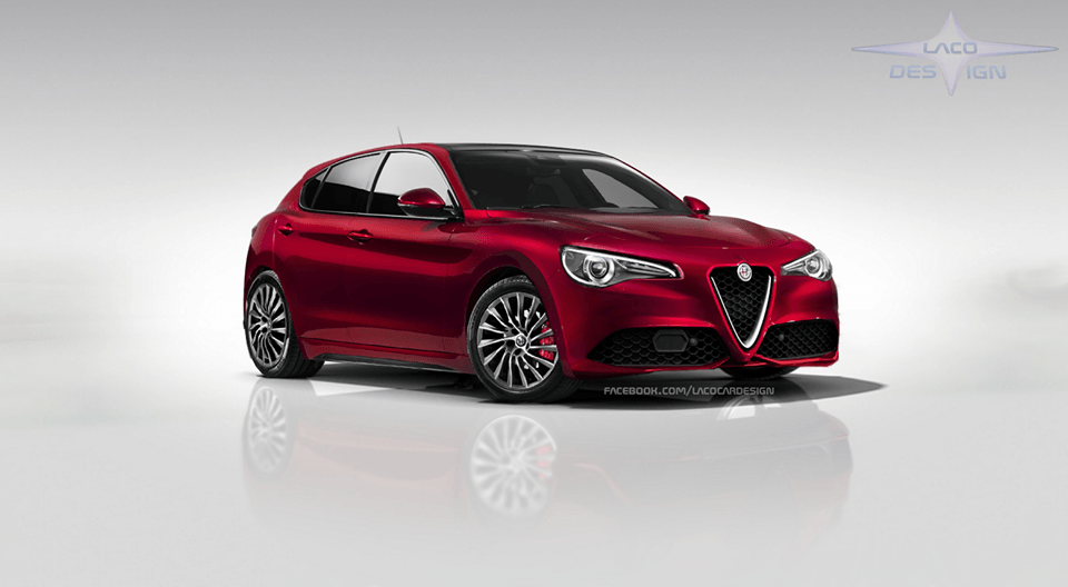 Alfa Romeo Giulietta New Generation