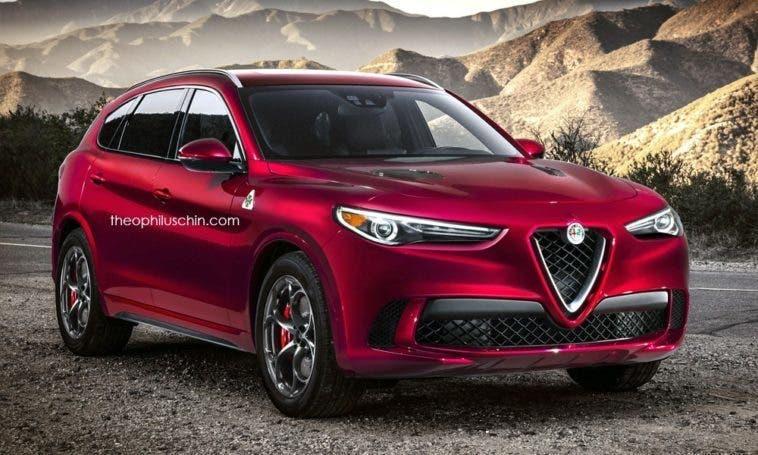Alfa Romeo Suv XL