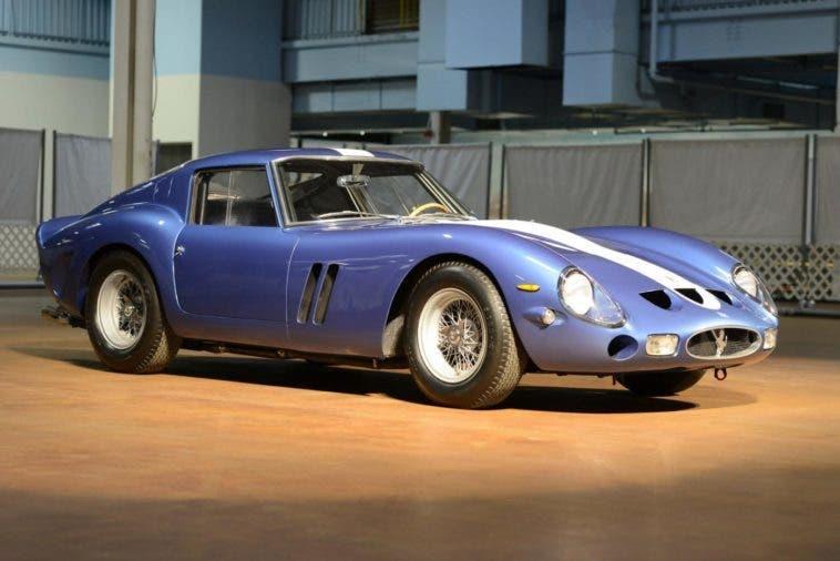 Ferrari 250 GTO: vale 55 milioni di dollari