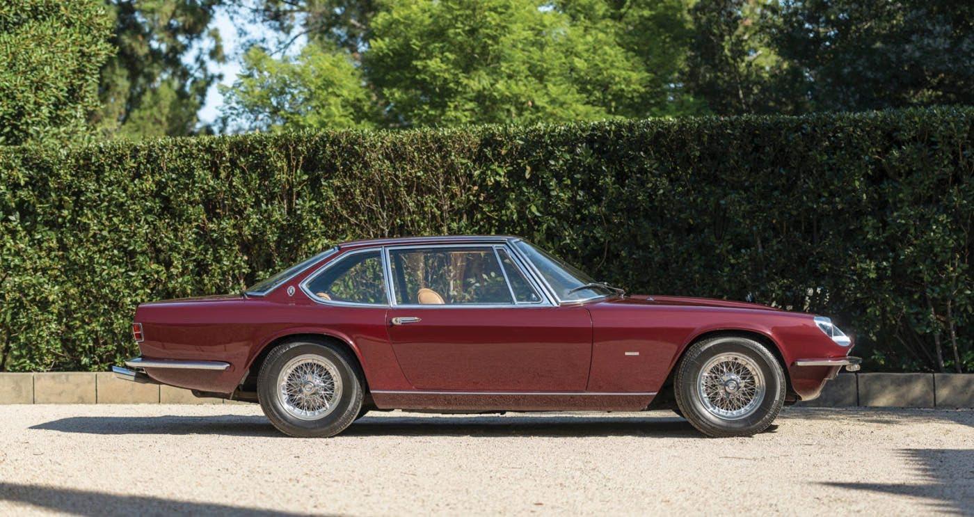 Maserati Mexico 1967