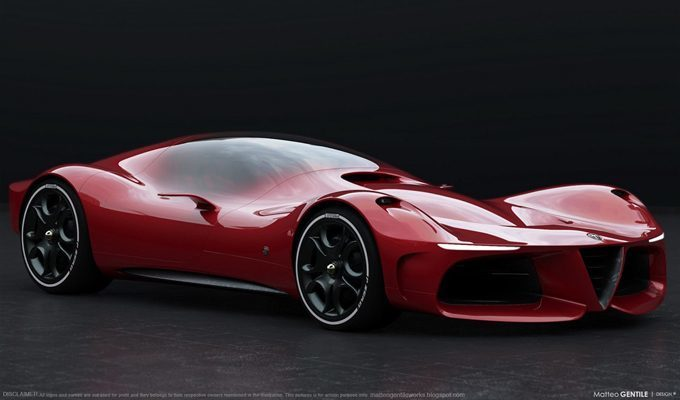 Alfa Romeo GTL Series Evo