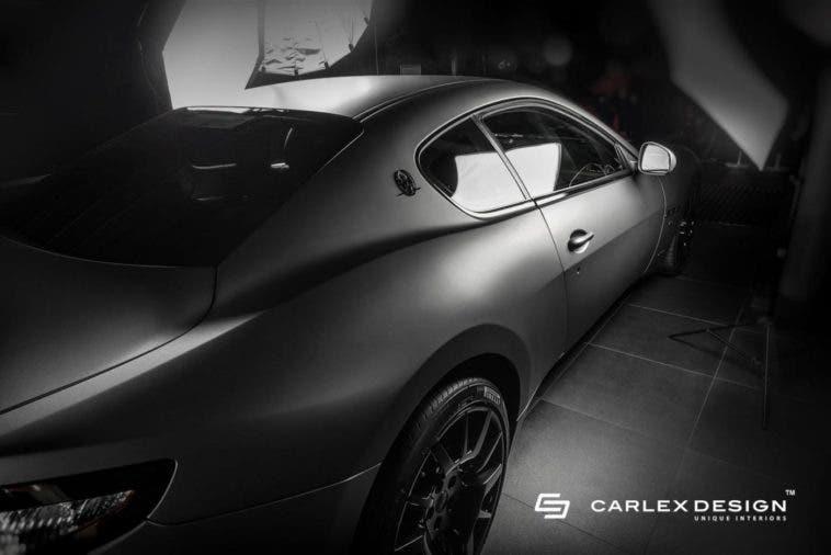 Maserati GranTurismo 'Glamour Version'