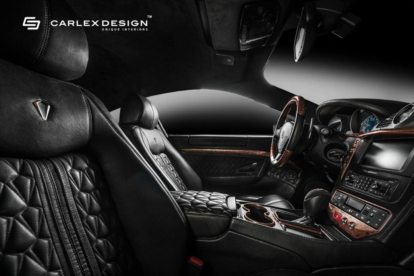 Maserati GranTurismo 'Glamour Version' by Carlex Design