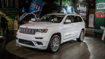 Nuova Jeep Grand Cherokee 2017