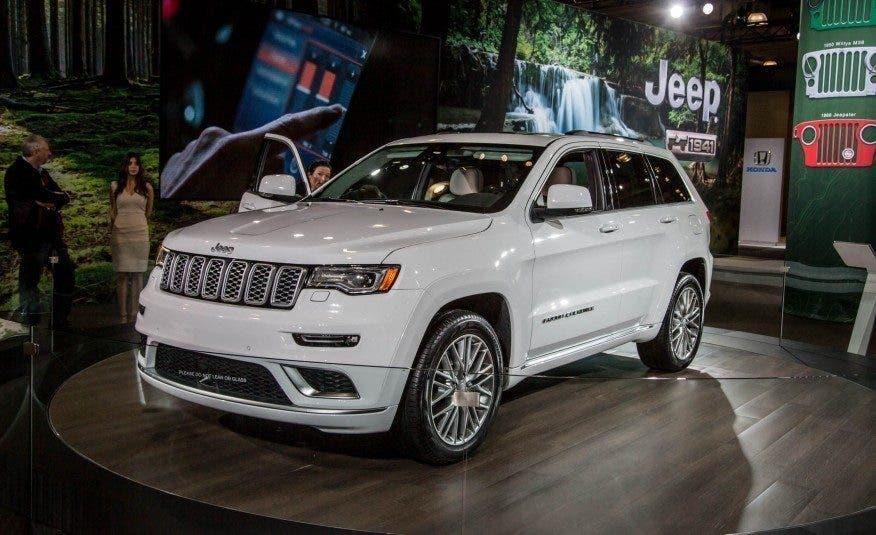 Nuova Jeep Grand Cherokee 2017: partiti gli ordini