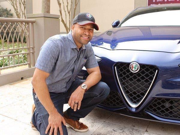 Ralph GIlles Alfa Romeo