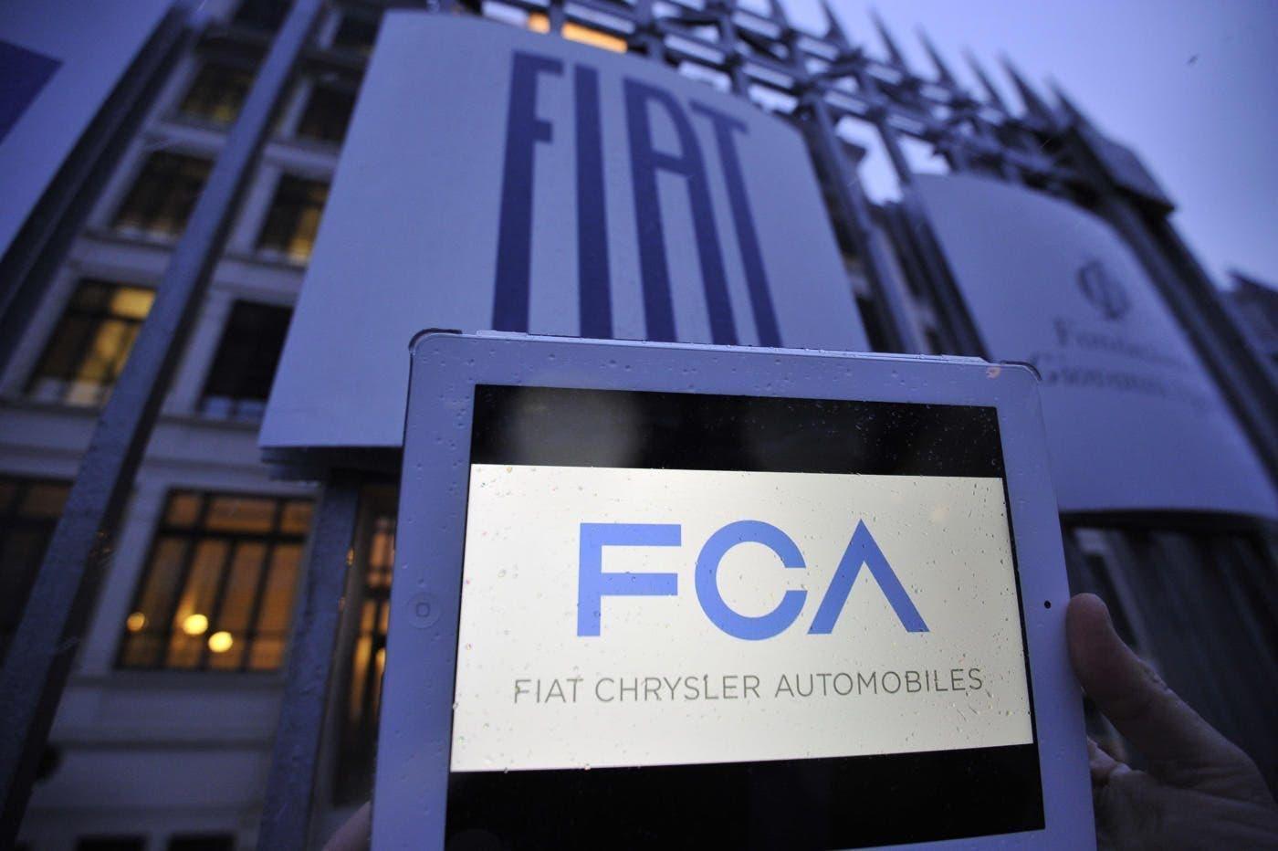 Diesel FCA, Germania: