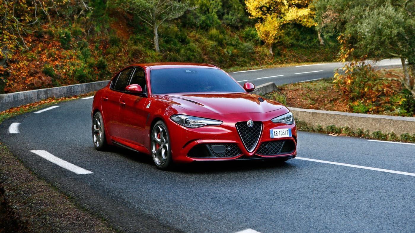 Alfa Romeo Giulia Quadrifoglio Video Recensione Dagli Usa