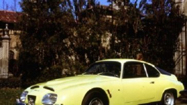 Alfa Romeo SZ Prototipo 1963