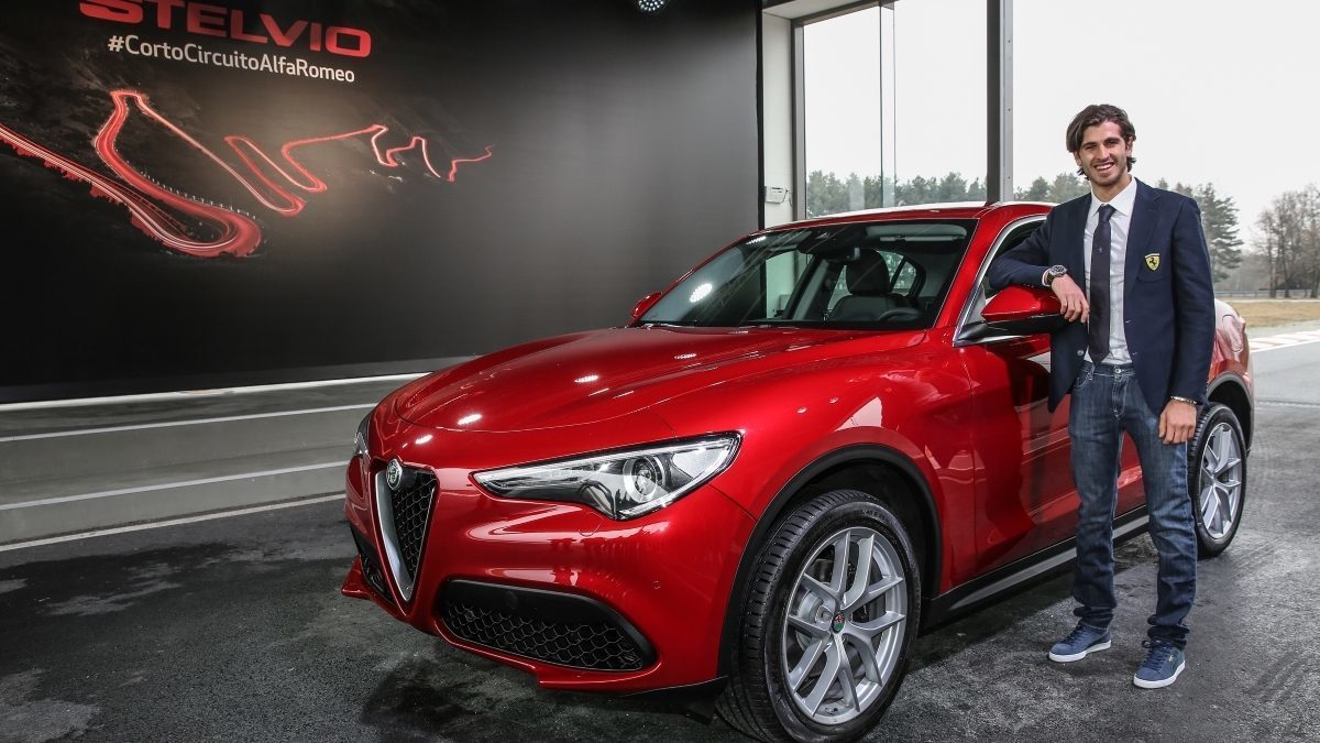 Alfa Romeo Stelvio: anteprima a Balocco, importanti conferme da Sergio Marchionne