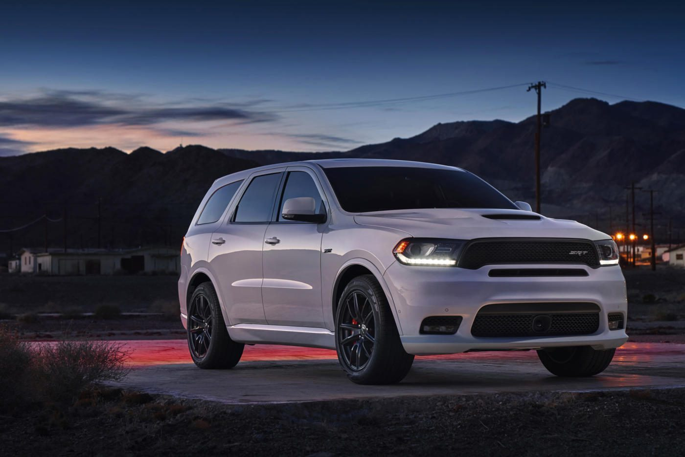 Dodge Durango SRT 2018 by Fiat Chrysler Automobiles