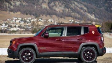 Jeep Renegade Cresta Run