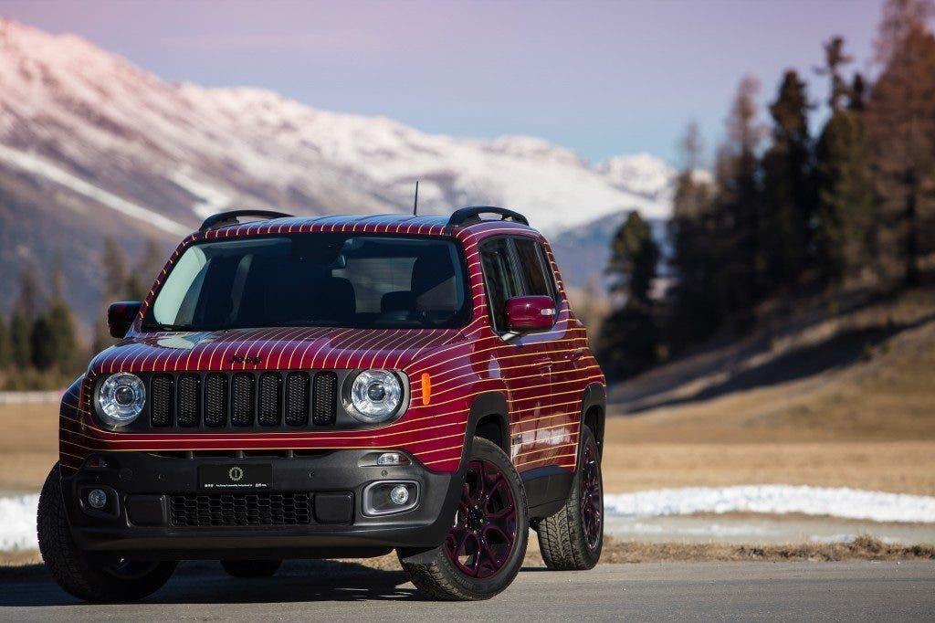 Jeep Renegade Cresta Run by Garage Italia Customs