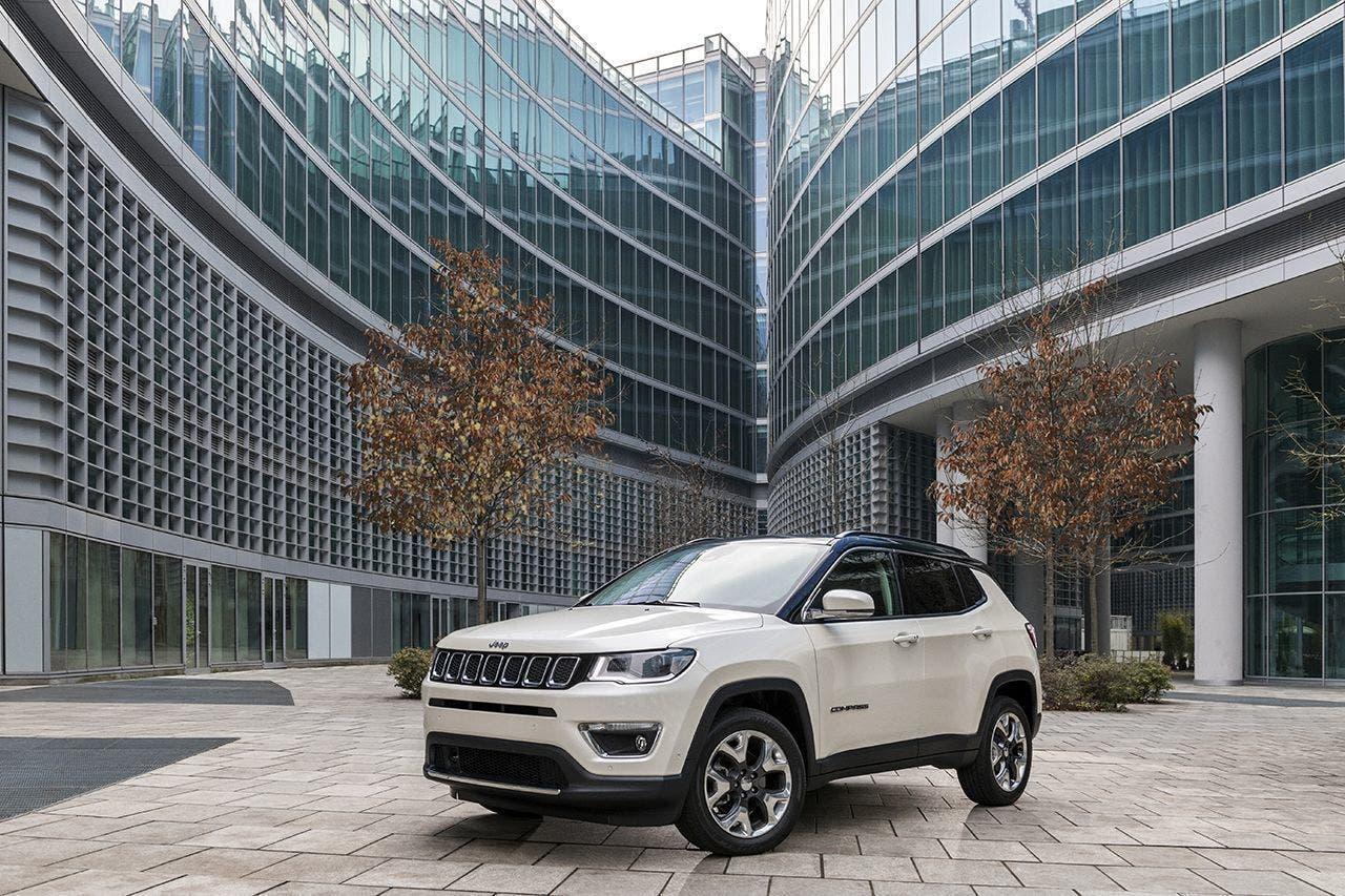 Jeep Compass, il Suv compatto e pronto a tutto debutta a Ginevra