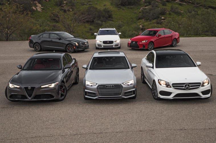 Alfa_Giulia_vs_Bmw_serie3_Vs_Mercedes_Vs_Audi_A4