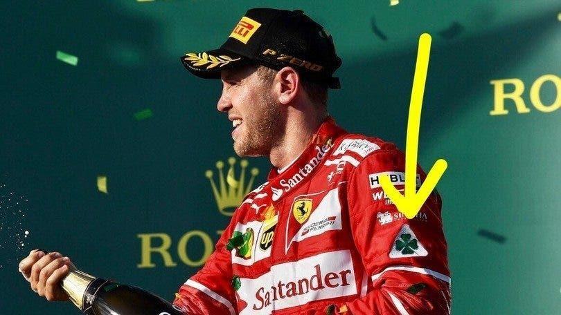 Ferrari il quadrifoglio di alfa romeo porta fortuna in - Il geco porta fortuna ...