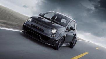 Fiat 500 by Pogea Racing