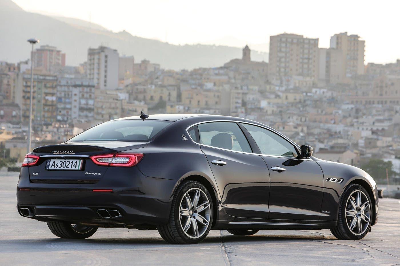 La nuova Maserati Quattroporte 2017