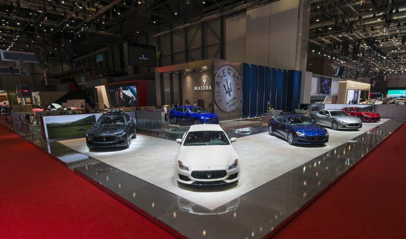 Maserati Ginevra