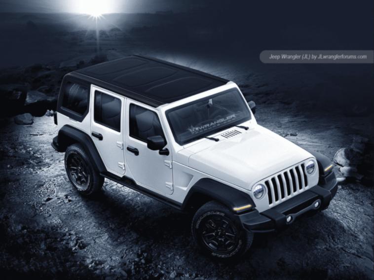 Jeep Wrangler 2018 JL