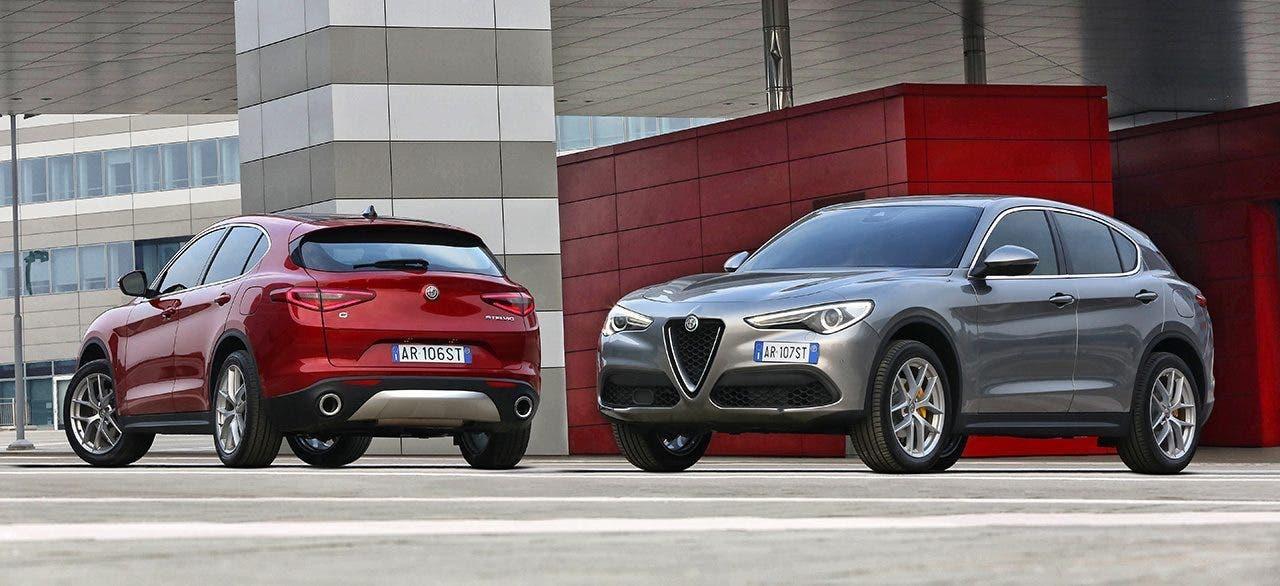 Alfa Romeo Stelvio Arrivano Le Versioni Base Tutto Auto Web