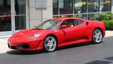 Ferrari F430 Coupè 2007