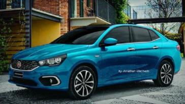 Fiat Argo Sedan