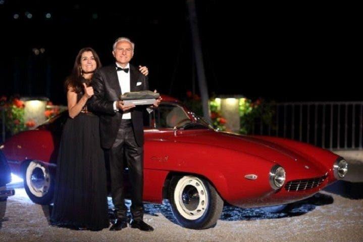 Alfa Romeo Giulietta SS Prototipo