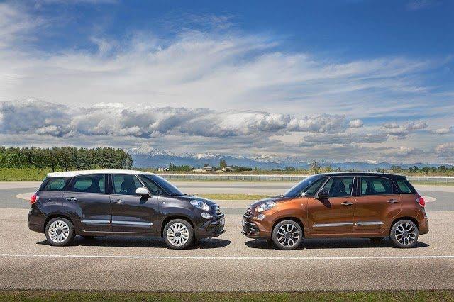 Fiat 500L Facelift 2018, nuovi aggiornamenti per il design e la tecnologia