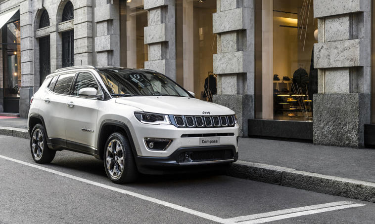 Al via gli ordini della nuova Jeep Compass