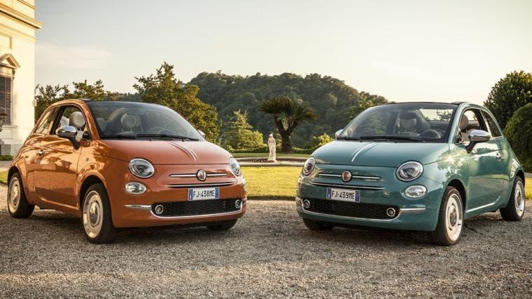 Fiat 500 Anniversario: gusto rétro