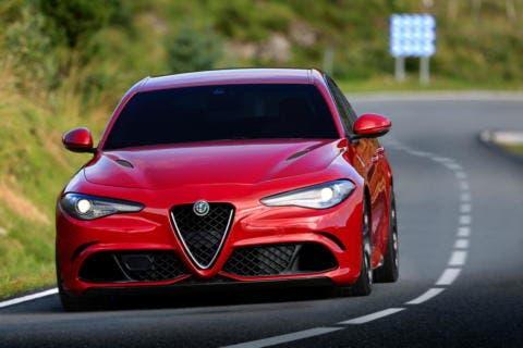 Alfa Romeo Giulia Vs Ford Focus rs