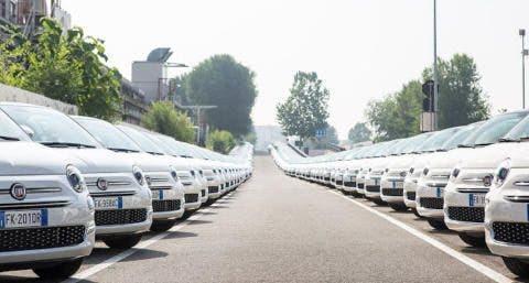Fiat 500 Esselunga Premi