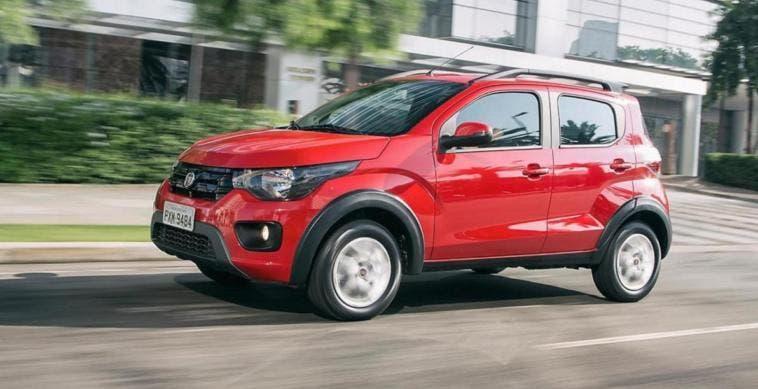 Buone le vendite in Brasile di Fiat Mobi