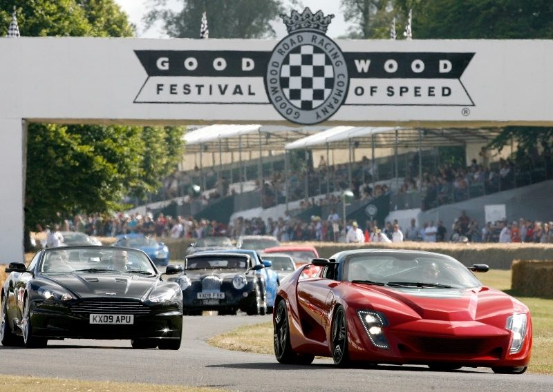Goodwood Festival of Speed Event